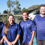 Sponsorship of the Binalong Swimming Club