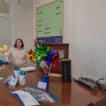 Information Centre opening celebration