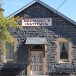 Sponsorship of the Binalong Mechanics Institute
